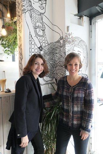 Gianna et Geneviève
